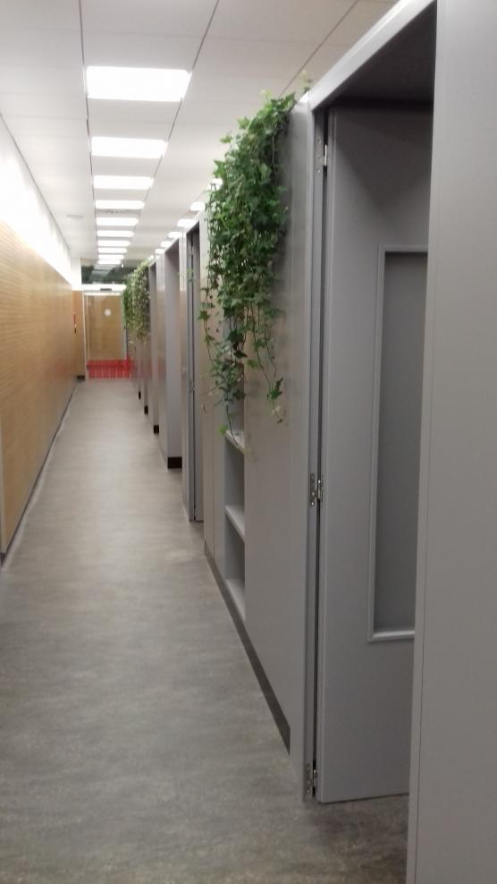 Hemos terminado la reforma de las oficinas del instituto for Oficinas seguridad social barcelona horarios