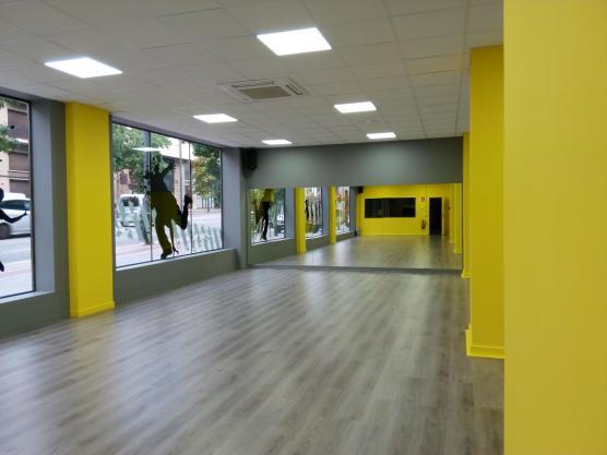 Se inaugura la escuela de danza distrito dance for Estudiar decoracion de interiores