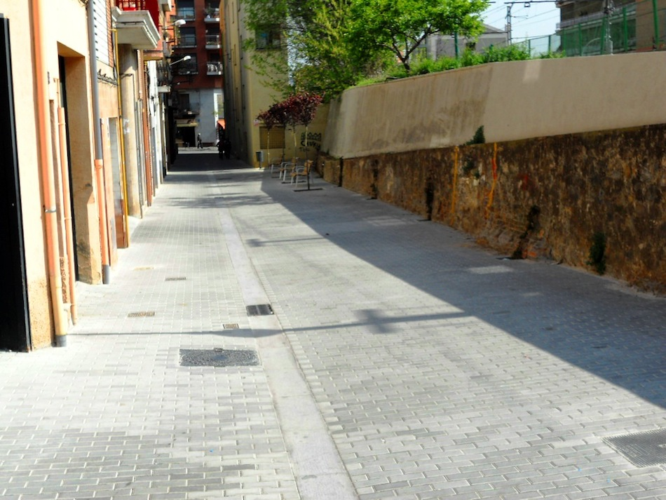 Calle sant quint y calle barber maheco - Calle escorial barcelona ...